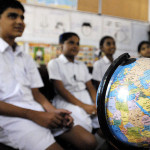 Photo credit - DFID (Creative Commons License) - Classroom in India